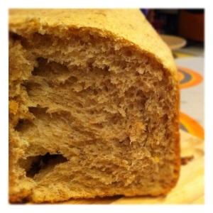 Pane integrale a cassetta