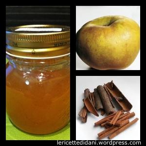 Marmellata di mele e cannella